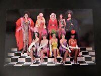 Finocchio's World Famous Female Impersonators San Francisco California CA