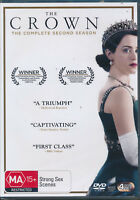 The Crown Complete Second Season 2 TwoDVD NEW Region