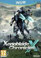 Xenoblade Chronicles X Wii U (Nintendo Wii U - MINT UK STOCK- 1st Class Delivery