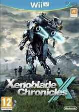 Xenoblade Chronicles X (Nintendo Wii U, 2015) - Excelente - 1st Class Delivery
