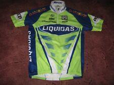 LIQUIGAS SANTINI Italian Cycle Jersey [s]. NOS