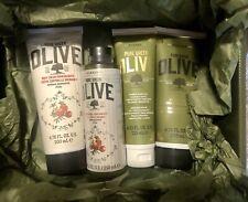 Korres Gift Set Body Lotion And Shower Gel