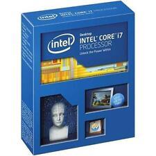 Intel Core i7-5960X Extreme Edition Processor 3.0GHz 0GT/s 20MB LGA 2011-v3 CPU