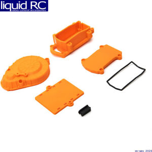 Axial Racing 231031 Cage Radio Box Spur Cover Orange : RBX10