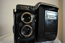 Yashica Mat-124G Medium Format TLR Film Camera & Case - Great Condition