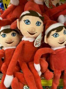 Elf Elves Behaving Badly Red Christmas fred Xmas girl