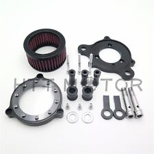 Air Cleaner Intake Filter Systems For Harley Sportster XL 883 1200 04-15 Custom