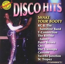 Various Artists : Disco Hits: Shake Your Booty CD