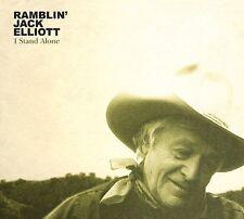 I Stand Alone Ramblin' Jack Elliott Audio CD Used - Very Good