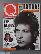 Q Music Magazine December 1992, Bob Dylan/Roy Harper/Happy Mondays/Pink Floyd