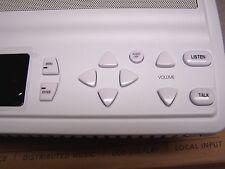 (9) Rm Complete Retro-M Home Intercom Kit w/Bluetooth & Mp3 Dock Intrasonic
