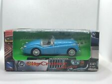 NEW-RAY CITY CRUISER COLLECTION  *JAGUAR X-120* 1/43 SCALE DIECAST METAL