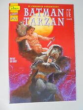 1x COMIC-DC Dino crossover, Batman TARZAN N. 31-ad 1/1 -