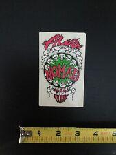 Alva Bill Danforth Vintage 1980s 1990s Skateboard Sticker Decal