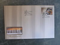 2014 ALAND, FINLAND EUROPA MUSIC STAMP FDC FIRST DAY COVER