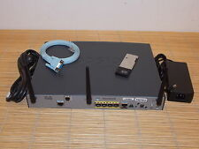 CISCO 886GW-GN-E-K9 ADSL2/2+ Annex B Router with 3G, 802.11n ETSI Compliant