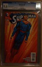 DC Comics Superman #39 1:100 Romita Variant CGC 9.6