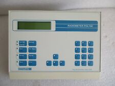 Radiometer Copenhagen POL150 Polarographic Analyzer