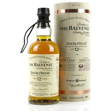 Balvenie Double Wood 12 Jahre 12 Years 40% holz verpackung limitiert