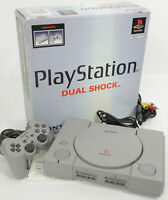 "PS Playstation Console System Boxed SCPH-7500 SONY A1460866 Tested ""NTSC-J"""