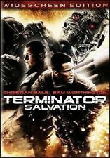 TERMINATOR SALVATION DVD MOVIE *NEW* AUS EXPRESS
