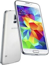 "Original Unlocked MOBILE SMARTPHONE- White Samsung Galaxy S5 SM-G900A-16GB-5.1"""