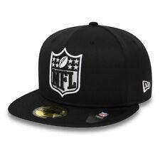 Las Vegas Raiders Cap mit NFL Logo NFL Football New Era Kappe 59fifty 7 3/8