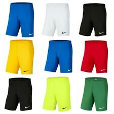 Nike Boys Shorts Dri-FIT Park III Kids Running Football Short Age 6-15