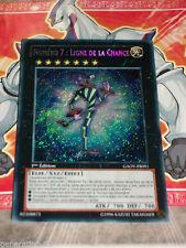 Carte YU GI OH NUMERO 7 : LIGNE DE LA CHANCE GAOV-FR091