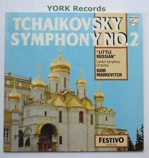 6570 161 - TCHAIKOVSKY - Symphony No 2 MARKOVITCH London Symph O - Ex LP Record