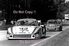 Stommelen & Schurti Martini Porsche 935/78 Le Mans 1978 fotografía 1