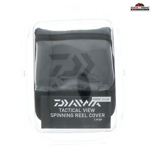 Daiwa D-Vec Tactical Clear View Spinning Reel Cover ~ New