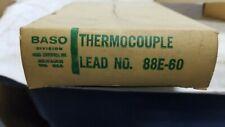 Baso Thermocouple Lead No 88E-60
