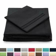 TWIN XL FULL BEDDING BED SHEETS SET KING QUEEN SIZE DEEP POCKET SOFT LUXURIOUS