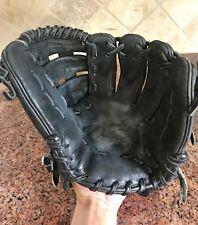 "Nike Baseball Glove Diamond Elite 10.50"" Black Right Hand Rht Excellent Euc"