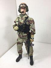 1/6 DRAGON US ARMY M1A1 ABRAMS TANK COMMANDER GULF WAR DESERT SABRE  DID BBI 21