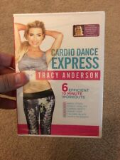 Tracy Anderson Cardio Dance Express DVD New