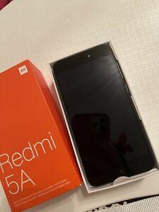 Xiaomi Redmi Note 5A - 16 Go - Noir Smartphone(Désimlocké)