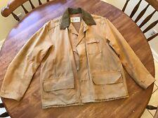 Vintage Utica Sportswear Rainproof Vintage Duxbak Trademarked Hunting Jacket