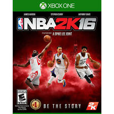 NBA 2K16 - Xbox One Console Game - Mint Condition