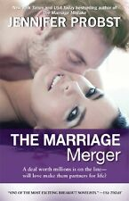 The Marriage Merger (Marriage to a Billionaire) by Jennifer Probst