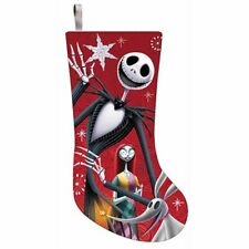 Nightmare Before Christmas Stocking Jack, Sally, Zero Kurt Adler - Christmas New