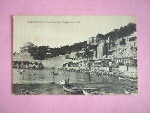 CPA MARSEILLE - La Corniche (prophète).