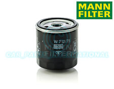 Mann Hummel OE Quality Replacement Engine Oil Filter W 712/75
