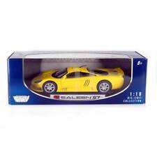 Motor Max: Saleen S7 (Yellow) 1/18 Scale