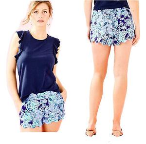 NWT-Lilly Pulitzer • Dahlia Shorts Color: Royal Purple Koalafications Size:XL