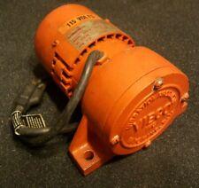 Vibco Electric Vibrator SPR-60  | 115VAC 1.5A  3200VPM | Used - 30-Day Warranty