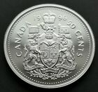 *** CANADA 50 CENTS 1996 *** PROOF  ULTRA  HEAVY  CAMEO *** STERLING  SILVER ***