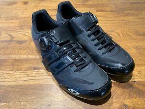 Giro Sentrie Techlace Cycling Road Shoes size EU 43.5. UK 9 Easton Carbon