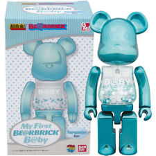 Medicom Chogokin Bearbrick Baby My First Be@rbrick B@by 200% [Turquoise Ver.]